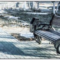 скамейки :: Андрей Борисенко