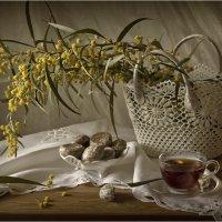 Чай с пряниками... :: Валентина Булкина