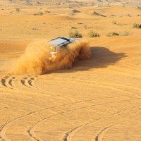 Дубай. Сафари по пустыне :: надежда корсукова