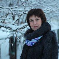 Зимой :: Ольга Теплякова (Иванова)
