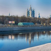 Весна на Неве :: Алексей Кудрявцев