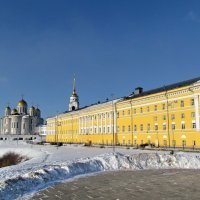 Град Владимир :: галина северинова