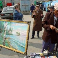 Суть Живописи на Пальцах :: Андрей Пашис
