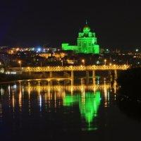 ночной город :: Игорь Хамицаев