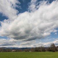 весенние облака :: AleksandraN Naumova