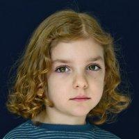 Детский портрет :: Lidiya Dmitrieva