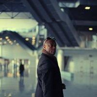 Жозе после Фотофорума 2013г. в Крокус Экспо :: Ruslan Nalsur