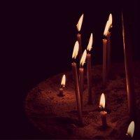 Свечи :: Zlata Tsyganok
