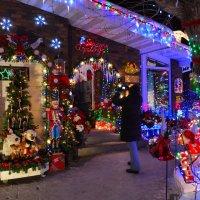 Рождественские украшения :: Сергей Бушуев