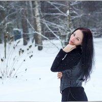 Зима 1 :: Анастасия Kashmirka