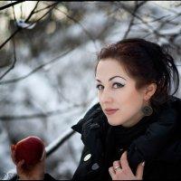 Зима2 :: Анастасия Kashmirka