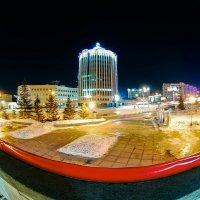"""Новосибирск, здание """"Сбербанк"""" :: Александра Зайнутдинова"""