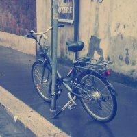 велосипед :: Nastya Ishimova