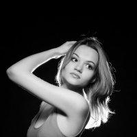 Фотосессия в студии :: Анастасия Виноградова