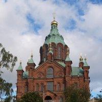Успенский кафедральный собор. Хельсинки :: Надежда Боровая