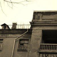 старый :: Анастасия Тихонова