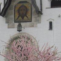 Вход в Покровский собор Марфо-Мариинской обители на Ордынке. :: Маера Урусова