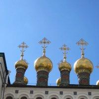 Золотые Царицыны палаты. Кремль. :: Маера Урусова