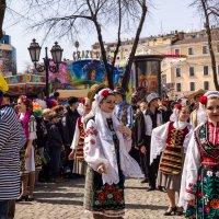 1 апреля в Одессе :: Вахтанг Хантадзе