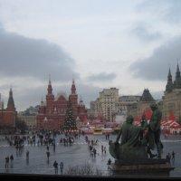 Красная площадь. :: Маера Урусова