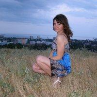 Прогулка по летней вечерней горе `Лысая гора` :: Дмитрий Жуков