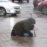 На улице... :: Александр Герасенков
