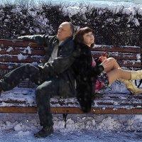 Месяц март... :: Геннадий Авдеев