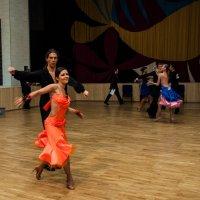 танец :: Irene Verjhovskaya
