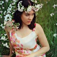 На лужайке :: Елена Корольская