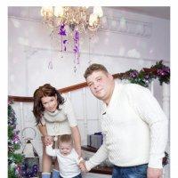 счастливое рождество :: Ольга Янго