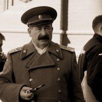 Сталина на нас нет? :: ID@ Cyber.net