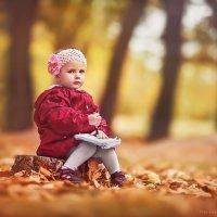Девочка и Осень :: Алексей Латыш