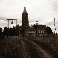 Храм :: Александр Крупин