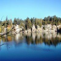 таинственное озеро :: *tamara* *****
