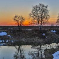 Апрельский пейзаж. :: Igor Yakovlev