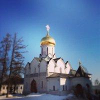 Храм :: Геннадий Подгола