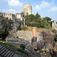 Румелийская крепость на Босфоре, Стамбул :: галина северинова