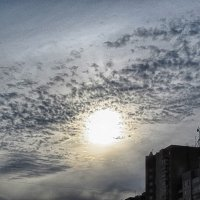 Небо над Питером :: Алексей Кудрявцев