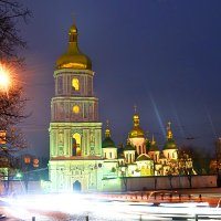 огни Киева :: Игорь Кузьмук