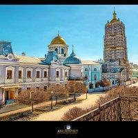 Спасо-Преображенский Собор (реставрация) г.Сумы :: Александр Балаховский