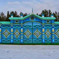 ворота :: Леонид Андреев