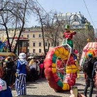 1 Апреля в Одессе... :: Вахтанг Хантадзе