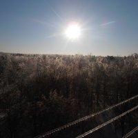 Зимний восход :: Міша Габер