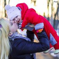 С малышом III :: Александр Маликов