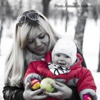 С малышом II :: Александр Маликов