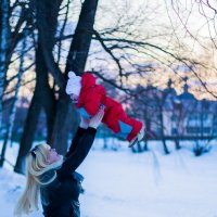 С малышом :: Александр Маликов