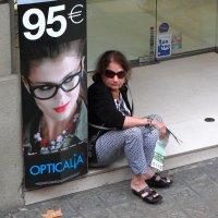 Всего 95 € и вы - красавица! :: Вадим Лячиков