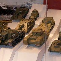 Советские танки в музее Прохоровки :: Роман Снегов