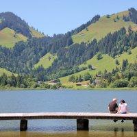На озере :: Ирина C