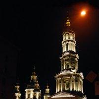 Лишь только купол золотой, покажет путь мне в тьме густой... :: Саня Ткачук